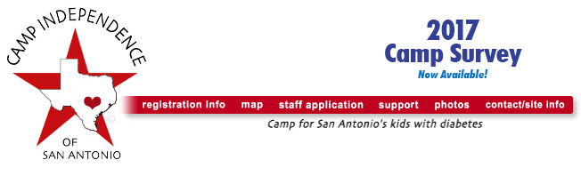 Camp Independence - San Antonio, Texas